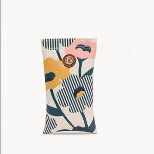 NWT Spartina 449 Tidalholm Floral Sunglasses Case